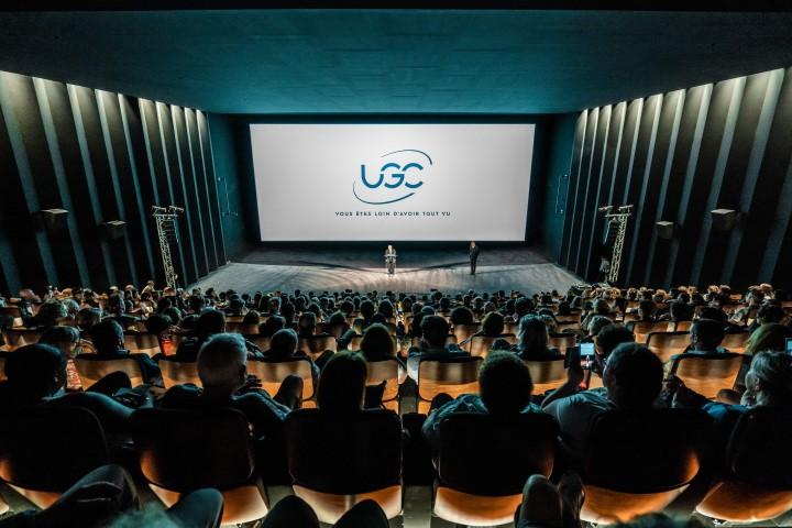 UGC CINÉ CITÉ PARLY 2